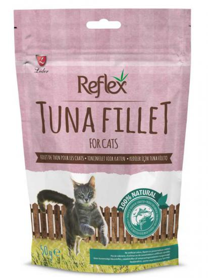 REFLEX TUNA FİLET KEDİ ÖDÜL 50 GR