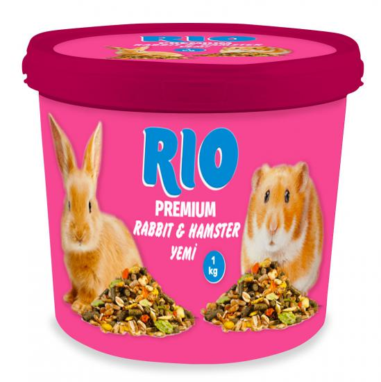 RIO PREMIUM RABBİT, AND HAMSTER YEMİ 1 KG